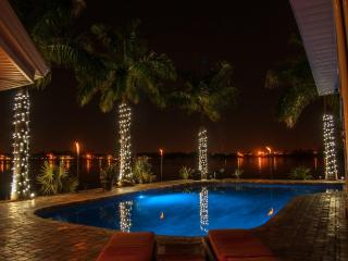 7 bedroom/ 7 bath Waterfront Mansion  private pool - Saint Petersburg vacation rentals
