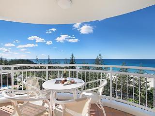 3 Bedroom Ocean View Apartment B - Burleigh Heads vacation rentals