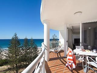 Two Bedroom Ocean View Apartment B - Burleigh Heads vacation rentals