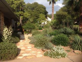 private, cozy 2/1, zilker/barton hills,downtown - Austin vacation rentals