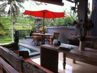 One bedroom flats with magnificent rice field view - Ubud vacation rentals