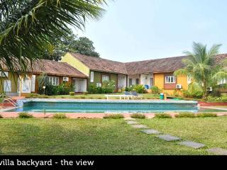 Villa Jonquille - 2 BHK in Anjuna - Anjuna vacation rentals