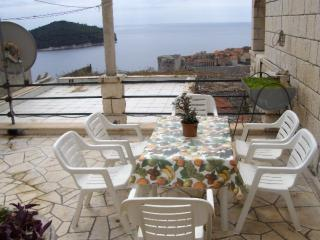 Sea View Studio Apartment-House with garden - Dubrovnik vacation rentals