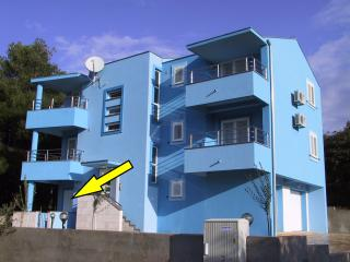 Apartments BLUE, Diklo, Zadar, Apartment A1 - Diklo vacation rentals
