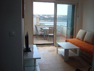 Puntica 9 for 6 people by the sea - Novalja vacation rentals
