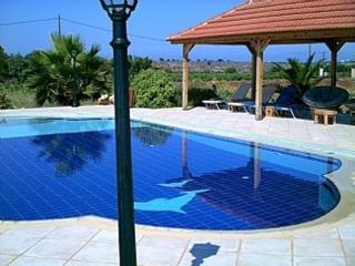 Villa Celeste big private pool and sea view,WIFI - Stavros vacation rentals