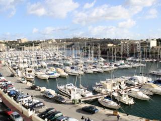 Modern Sea view Apartment - Ta' Xbiex vacation rentals