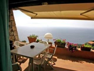 Monte Argentario aparment breathtaking view - Cala Piccola vacation rentals