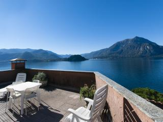 Fiumelatte Terrace lake view - Lake Como vacation rentals