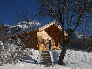 Bright Chalet with Television and Central Heating in Saint-Michel-de-Chaillol - Saint-Michel-de-Chaillol vacation rentals