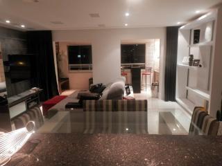 Bright Condo with Balcony and Fitness Room - Sao Paulo vacation rentals
