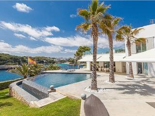 Exclusive waterfront villa with breathtaking view - Santanyi vacation rentals