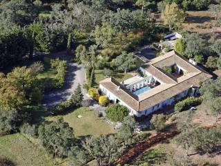 Villa De La Verne, St Tropez Area, South of France - La Mole vacation rentals