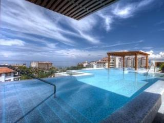 Magnificent Studio at V399 - Amazing Roof Top - Puerto Vallarta vacation rentals