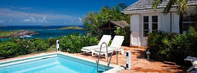 SPECIAL OFFER: St. Barths Villa 95 The Beach Is Within Walking Distance From The Villa With Private Access. - Petit Cul de Sac vacation rentals