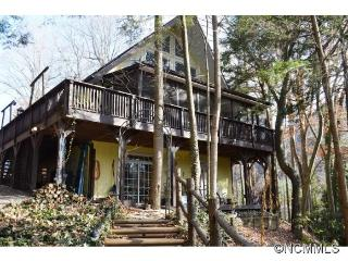 Gingerbread Chalet on the Creek - Maggie Valley vacation rentals