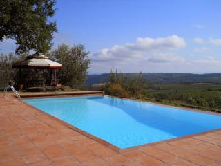 Charming House with A/C and Central Heating - Gaiole in Chianti vacation rentals