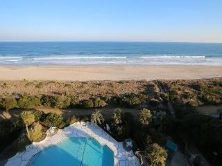 Station One - 8I From - Oceanfront condo with community pool, tennis, beach - Wrightsville Beach vacation rentals