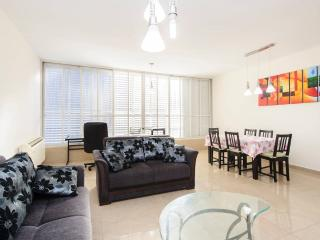 Very bright, modern 2 BR in East Central Raanana - Herzlia vacation rentals
