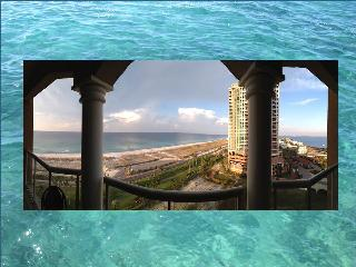 Amazing Beach Views- 28 Foot Long Private Balcony - Pensacola Beach vacation rentals