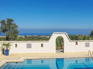 Three-bedroom luxury villa in Kyrenia, Northern Cyprus, with courtyard terrace & outdoor pool - Kyrenia vacation rentals