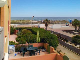 Beautiful 1-bedroom flat in the Pyrenees-Orientales, with sea view - 50m from Le Barcares beach! - Le Barcares vacation rentals
