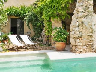 Captivating Provençal country house in the Vaucluse with a magnificent pool and garden - Banon vacation rentals