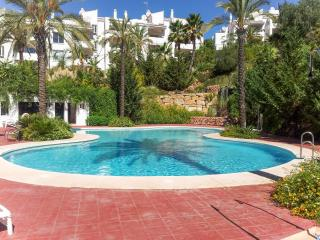 Spacious apartment in the Alhaurin Golf Resort with mountain views and large pool - Alhaurin el Grande vacation rentals
