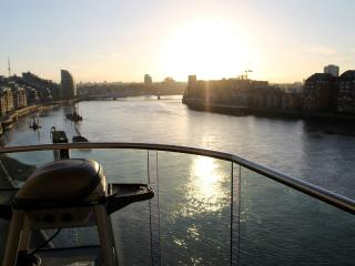 Large Luxury 2 Bedroom + Stunning Riverside Views - London vacation rentals