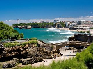 Family-friendly apartment in Biarritz with 3 bedrooms and WiFi – 300m from the beach! - Capbreton vacation rentals