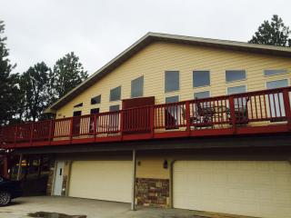 Crystal Pines on Sherman street - Hill City vacation rentals