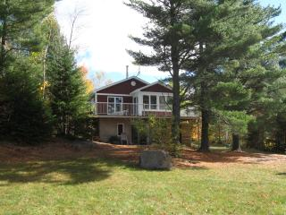 mountain and lake view cottage - Saint-Alphonse-Rodriguez vacation rentals