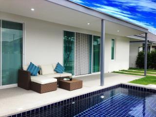 Beautiful 2BR Pool Villa Near Beach - Hua Hin vacation rentals