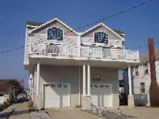 Nice Townhouse with Deck and Internet Access - Sea Isle City vacation rentals