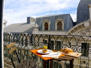 CH2- Fab, central, AC, balcony, Elevator, views- Chiado - Lisbon vacation rentals