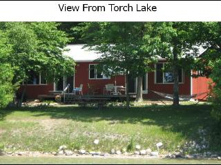 Torch Lake Michigan - Bellaire vacation rentals