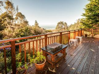 Become inspired by the sea views from the deck! Dog-friendly too! - Mendocino vacation rentals