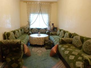 Homely flat well furnished and decorated with WIFI - Mohammedia vacation rentals