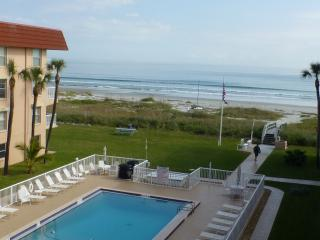 NEWLY REMODELED OCEAN VIEW CONDO - Cocoa Beach vacation rentals