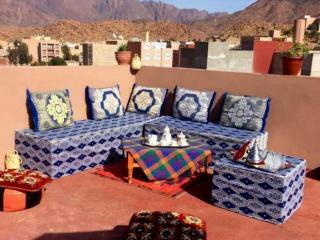 Apartment with garden/ Mountain views - Tafraoute vacation rentals