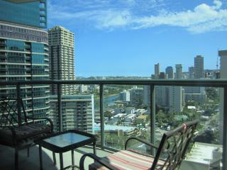 The Allure Waikiki 22F Fully Furnished Condo - Honolulu vacation rentals