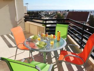Comfortable Condo with A/C and Shared Outdoor Pool - Oroklini vacation rentals