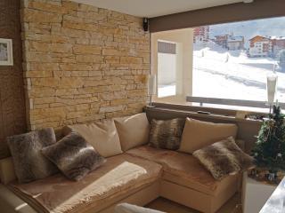 Appartement dans chalet départ skis aux pieds - Les Menuires vacation rentals
