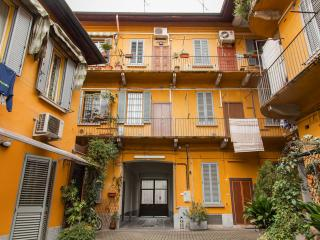 OLD MILANESE STYLE APARTMENT NEAR METRO PRECOTTO - Milan vacation rentals