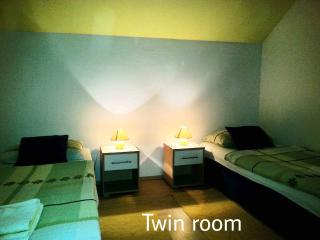 Corry Room for 2 people with AC and a view of the garden near Osijek - Slavonia vacation rentals