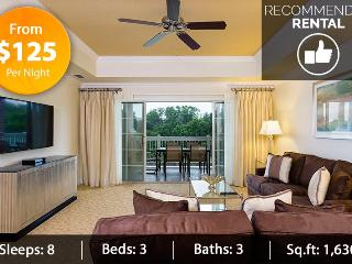 Cabana Court Dream - Brand New Luxury Modern Furniture 3 Bed Condo in Reunion Resort - Reunion vacation rentals