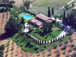 POLICIANO Suite, 90 sq mt - La Casa delle Querce - Acquaviva di Montepulciano vacation rentals