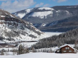 Private, pristine Hill Top Cabin, Lost Trail Ranch - Lake City vacation rentals
