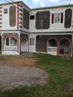 Beach Front House  Four Bed Rooms three Bathrooms - Image 1 - Port Antonio - rentals