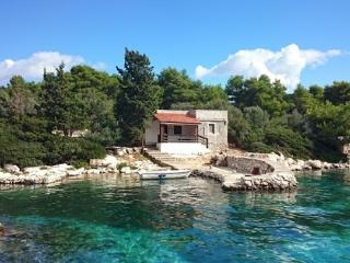 Nice House with Outdoor Dining Area and Boat Available - Kornati Islands National Park vacation rentals